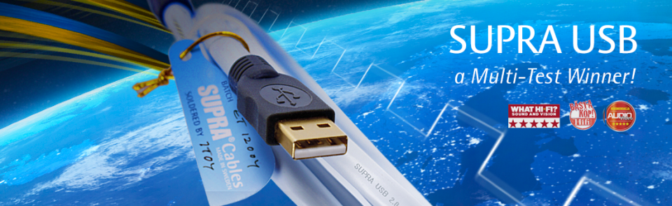 SUPRA USB 2.0