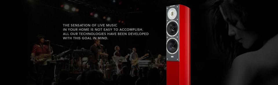 La nueva serie SR de Audiovector