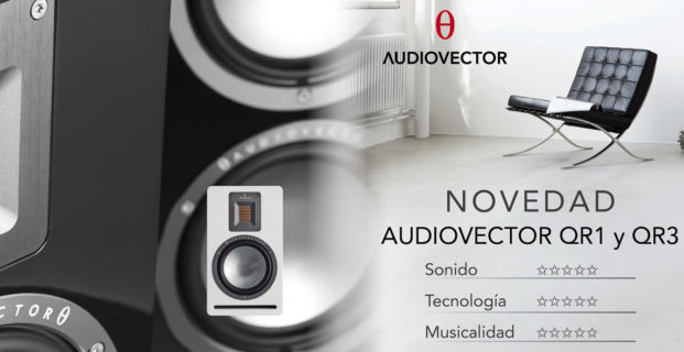 QR1 y QR3 de Audiovector