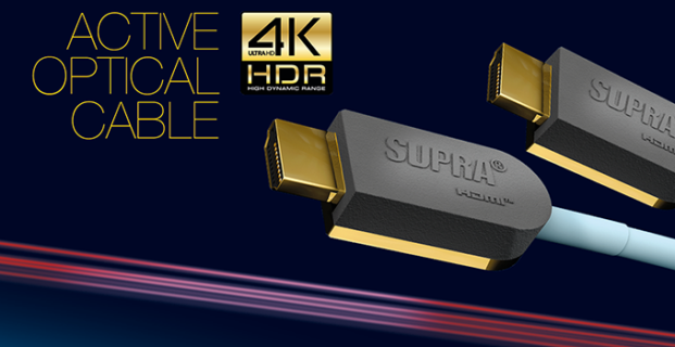 HDMI OPTICO ACTIVO 4K/HDR